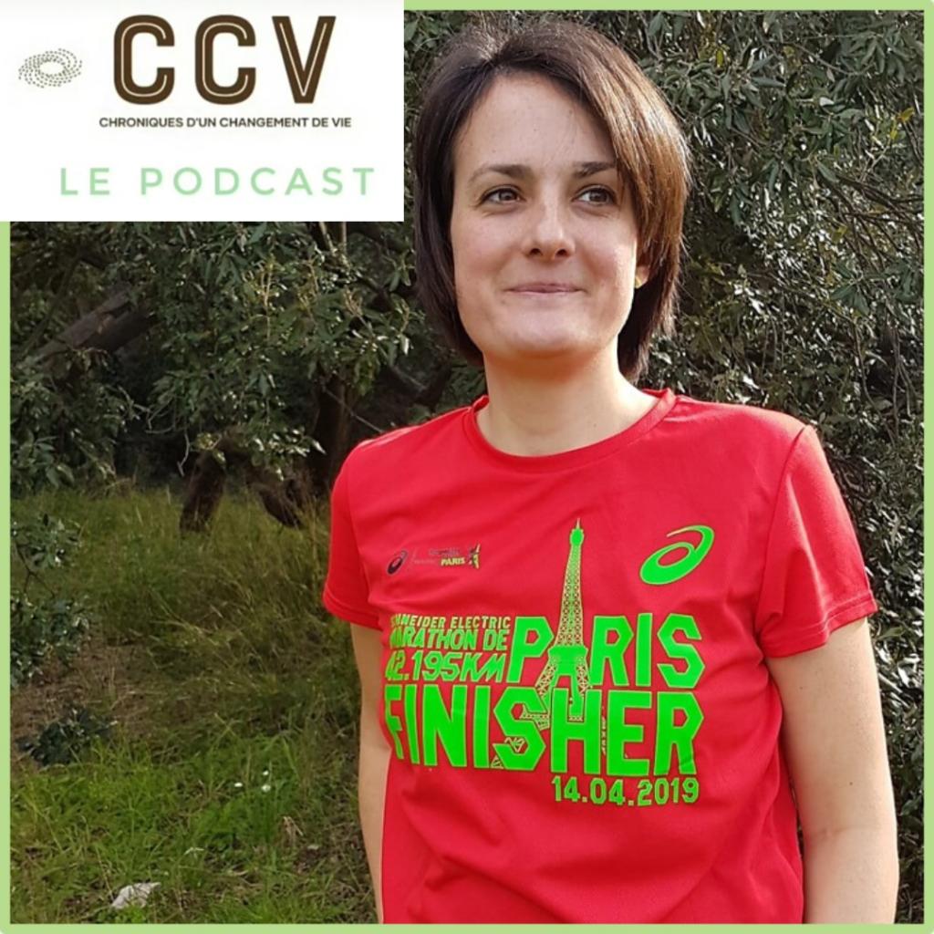 Podcast Chroniques dun changement de vie Anna Coutton